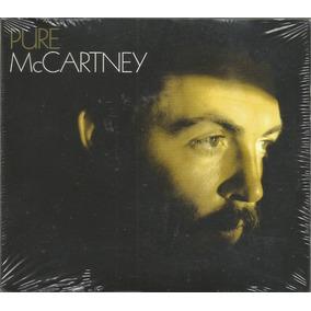 Cd - Paul Mccartney - Pure Mccartney - Duplo Digypac Lacrado