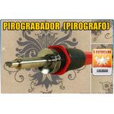 Pirograbador, Pirografo, 30 Watios, Madera, Corcho, Cuero.