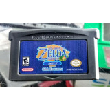 Zelda Oracle Ages Version Gameboy Advance Copia Guarda