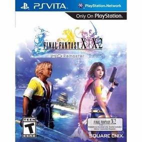 Final Fantasy Psvita X/x2 Hd Remaster Ps Vita Psvita