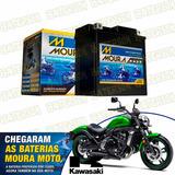 Bateria Moura Moto 10ah Kawasaki Vucan 900cc