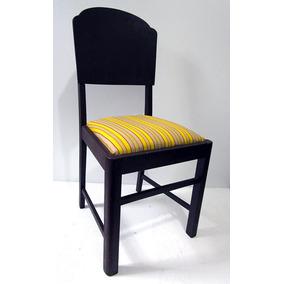 Cadeira Antiga Restaurada, Anos 1950, Restaurada