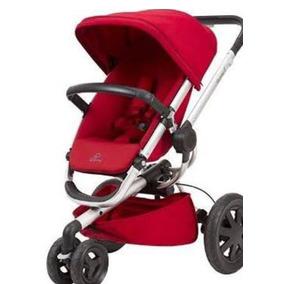 Carrinho De Bebê Quenny Buzz + Bebê Conforto Maxi Cosi