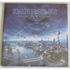 Iron Maiden Brave New World 2 Lp Pronta Entrega 12 X Sem Jur