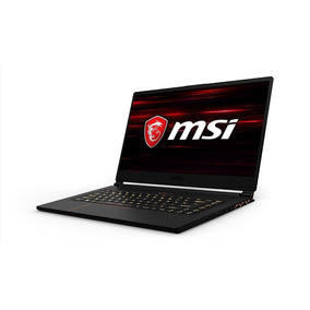 Notebook Gamer Msi Gs65 Stealth I7 256gb Ssd 16gb 15.6