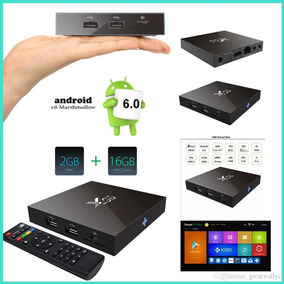 Convertidor Lcd A Smart Tv Box 16gb Android Hdmi X96