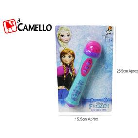 7 Microfonos Frozen Envio Gratis