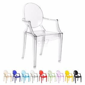 Cadeira Acrílica Sophia Louis Ghost - Várias Cores - Sofia