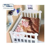 Cobertor Bebe Infantil Jolitex Touch Inv Disney Não Alérgico