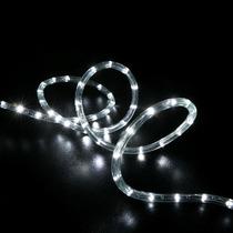 Manguera Luces Led Blancas 10mt Deco Arbol Navidad Parques