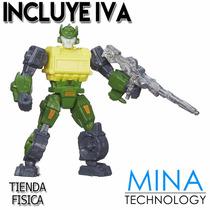 Figura De Accion Desarmable Transformers Marvel - A8335