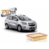 Filtro De Ar Mann Filter Chevrolet Spin Lt 1.8 8v 2013
