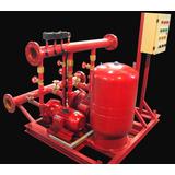 Equipo De Incendio Presurizador Completo Listo Para Usar!!!