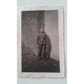 Foto Original Soldados 2ª Guerra Mundial Landser