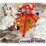 A Arca De Noé Vinicius De Moraes (2013)cd