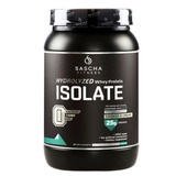 Sascha Fitness Hydrolyzed Whey Protein Isolate 2 Lb, Cookies