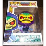 Funko Pop Skeletor He-man Masters Of Universe