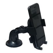 Soporte Celular Auto Flexible Vidrio Ventosa Moto J5 J7 Gps