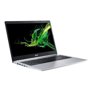 Notebook Acer I5 10ma 8gb Ssd256 15,6 Aluminio 1,8kg H/11hs