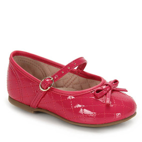 Sapatilha Infantil Molekinha - 19 Ao 24 - Pink