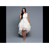 Vestido Noiva Formatura Casamento Civil + Brinde