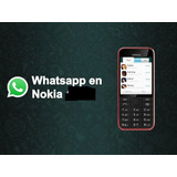 Celular Movistar Nokia Básico Con Whatsaap Facebook En Caja