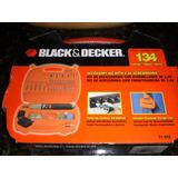 Destornillador Inalambrico Black&decker