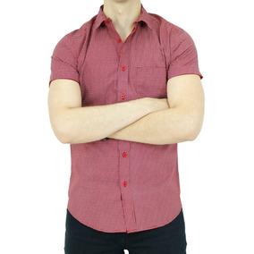 Camisa M/c Estampado Cruz Blanca