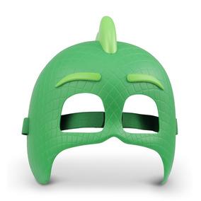 Máscara Infantil - Pj Masks - Lagartixo - Dtc