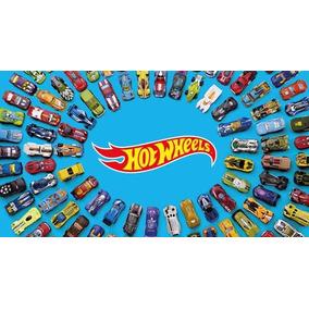 Carros Hotwheels Originales - Coleccion De 50