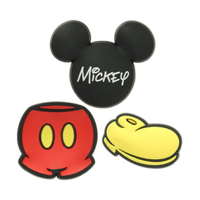 Kit Jibbitz Broche Disney Mickey Mouse Original - Crocs
