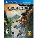 Uncharted Vita M-games