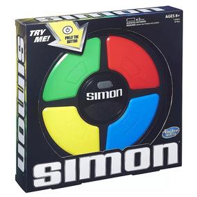 Simon Clásico Hasbro Orig Juego Memoria Familia Casa Valente