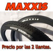 2 Llantas Maxxis Ardent Race 29*2.20. Talón Convencional.