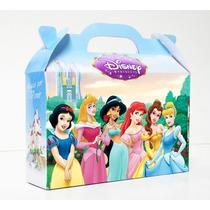 Cajita Princesas De Disney X20+20 De Los Vengadores