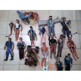 Muñecos Max Steel Y Elementor Variados Oferta