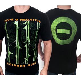 13b529a9c Type O Negative Blusa - Camisetas e Blusas no Mercado Livre Brasil