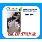 304 Cartucho Vacio Cc530a Cc531a Cc532a Cc533a Virgen