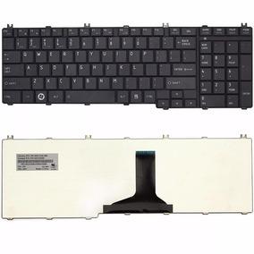Teclado Notebook Toshiba C660 C660d C665 L650 L650d L670 Br