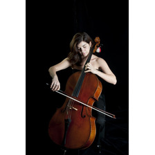 Violoncello Cello Marca Melody 4/4 Nuevo Acaba Mate G