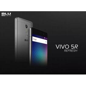 Blu Vivo 5r Lector/huella 13mp 3gb Ram 32gb Flash Front Gtia