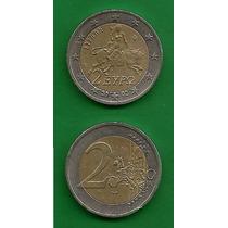 Grr-moneda Unión Europea ( Grecia ) 2 Euros 2002