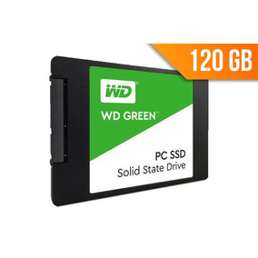 Disco Ssd Wd Green 120 Gb