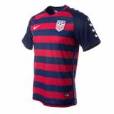 Camiseta Estados Unidos Usa Eeuu 2017 Roja Y Azul Estrellas
