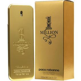 Perfume Paco Rabanne One Million Para Caballero Nuevo Origin