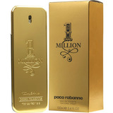 Perfume Paco Rabanne One Million Caballero Original 100ml