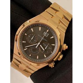 96f8d7330b1 Relogio Vacheron Constantin Overseas Em - Relógios no Mercado Livre ...