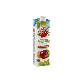 De Apple & Eve Organics 100% Natural Estilo Jugo De Manzana