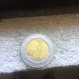 Moneda De 1 Nuevo Peso Año 1995