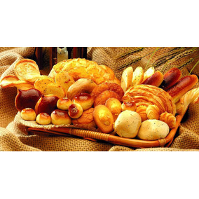 El Más Completo Curso De Pan Panadería Artesanal Comercial